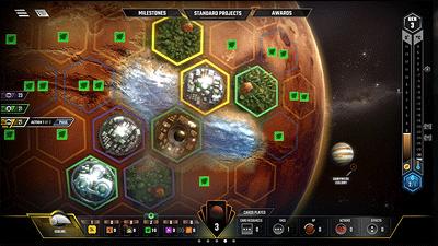 Terraforming Mars Steam - Geburtstag-Gewinnspiel