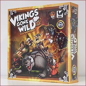 Vikings Gone Wild - Geburtstag-Gewinnspiel