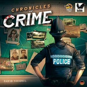 Chronicles of Crime - Corax Games