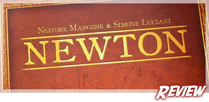 Newton - Brettspiel Review