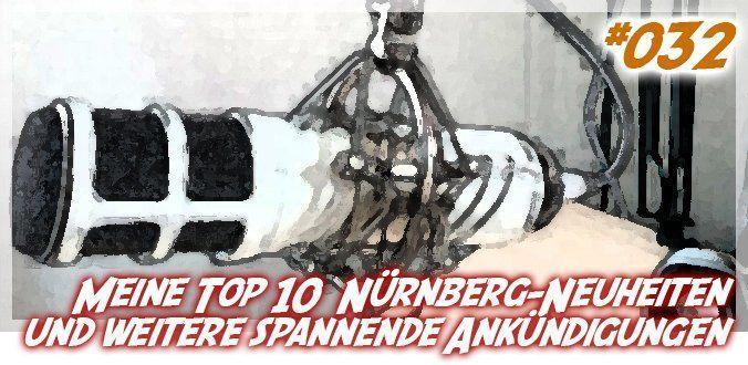 Top 10 Brettspiel Neuheiten in Nürnberg - Abenteuer Brettspiel Podcast #32