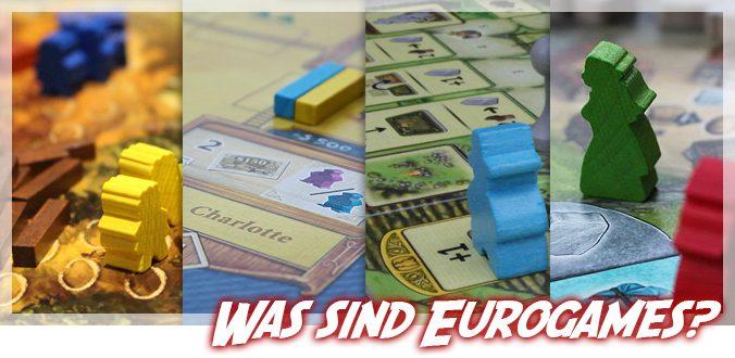 Was sind Eurogames – Brettspiele?