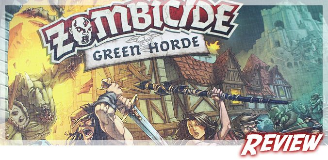 Zombicide: Green Horde - Brettspiel Review