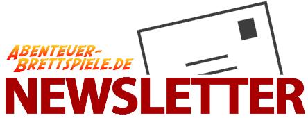 Abenteuer Brettspiele – Newsletter