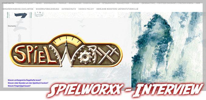 Spielworxx Interview
