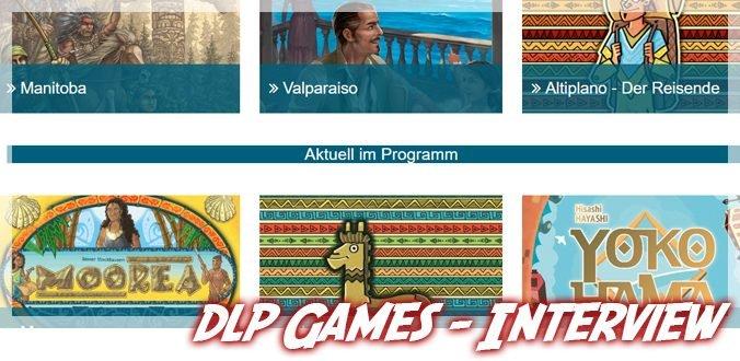 Altiplano, Valparaíso und ein neues Orléans – dlp Games im Interview