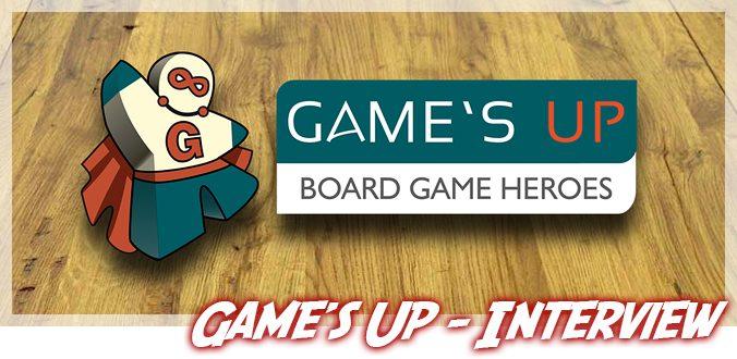 Game's Up – Interview mit dem Kleinverlag über den Start, Erfolge und Probleme