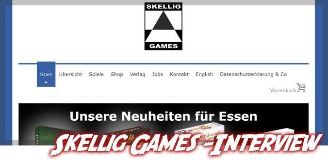 Neuer Verlag, Vital Lacerda, SPIEL 2019 Neuheiten … – Skellig Games im Interview