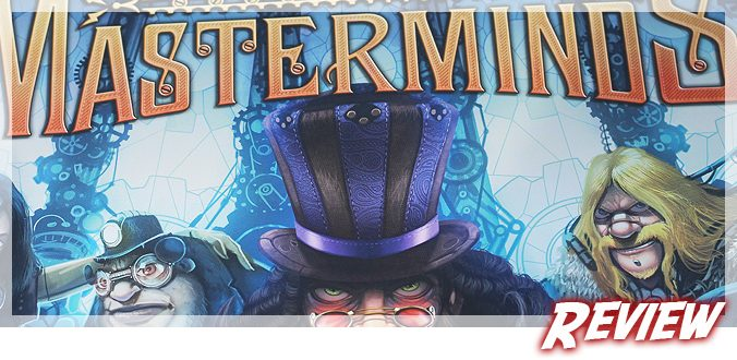 Victorian Masterminds - Brettspiel Review