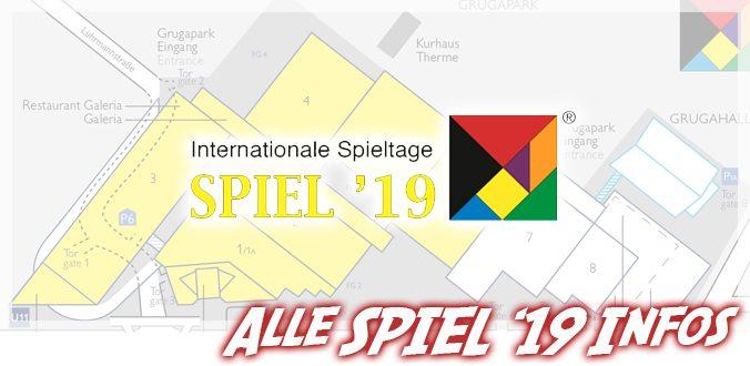 SPIEL '19 – Informationen und Tipps