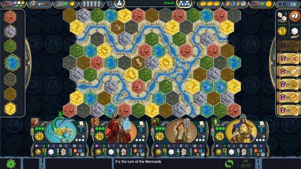 Terra Mystica - Steam