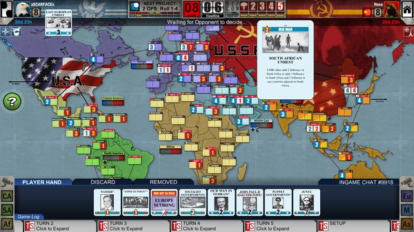 Twilight Struggle - Steam