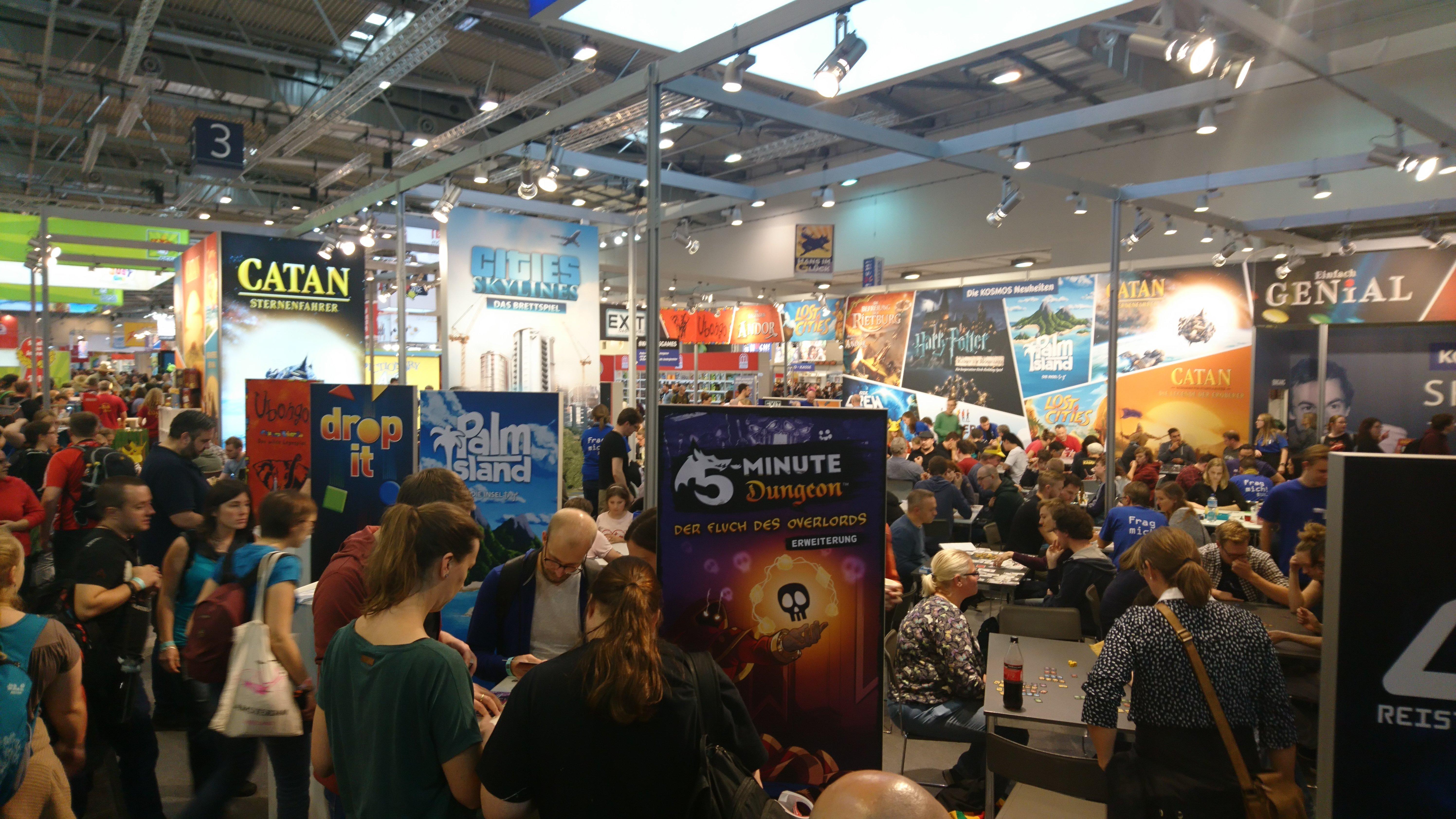 Hat eine digitale Brettspiel-Messe einen Platz in der Zukunft?