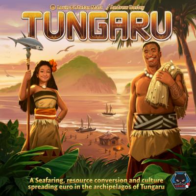 Tungaru - Kickstarter