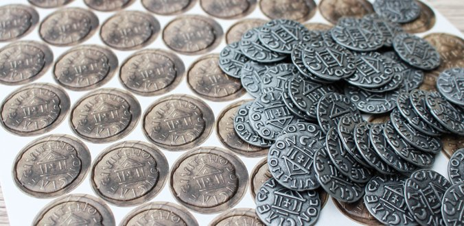 Münzen - Architekten des Westfrankenreichs