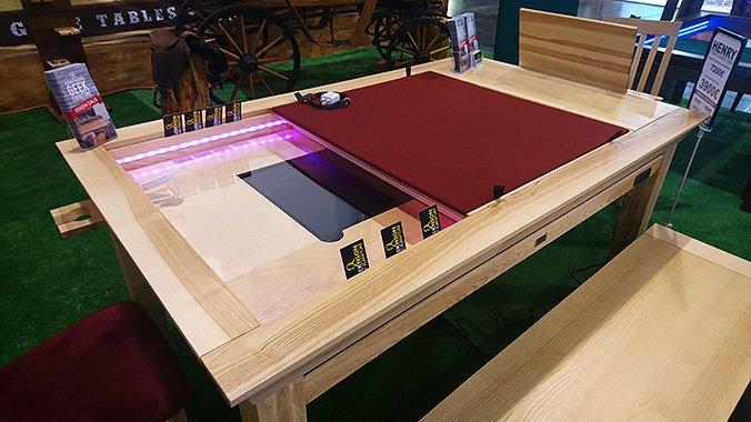 Brettspieltisch von Geek N Son