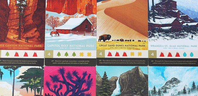 Parks Karten