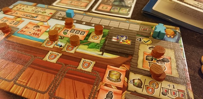 Maracaibo, Tiny Towns, Mechs vs Minions … Brettspiel-Ersteindrücke