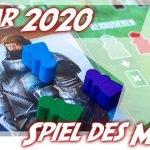 Spiel des Monats im Januar 2020 - Paladine des Westfrankenreichs