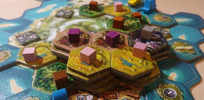 Cooper Island - Brettspiel Ersteindruck