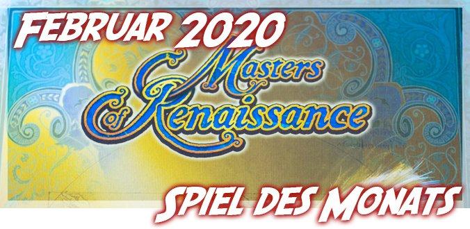 Master of Renaissance - Spiel des Monats