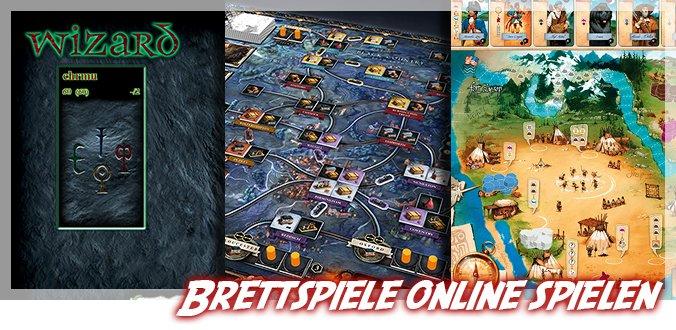 Brettspiele online spielen – Brettspielwelt, Board Game Arena, Yucata und Alternativen