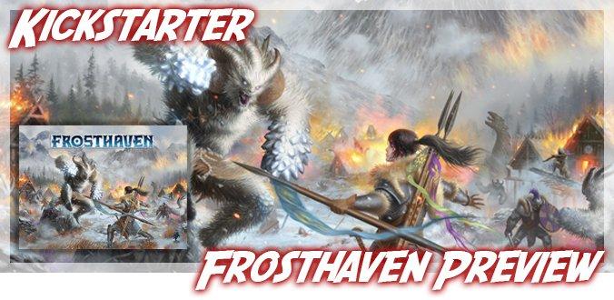 Frosthaven – Der Gloomhaven Nachfolger auf Kickstarter