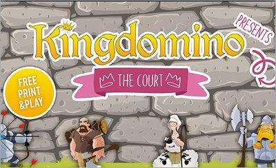 Print and Play Brettspiel - Kingdomino
