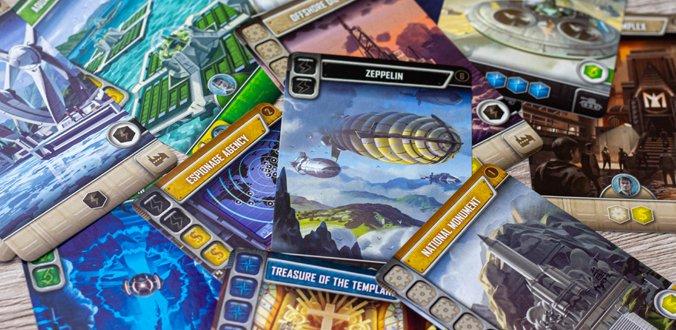 It's a wonderful world - Spiel des Monats