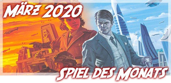 It's a wonderful world - Spiel des Jahres März 2020