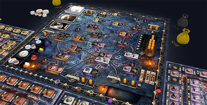 Brettspiele im Internet spielen - Tabletopia