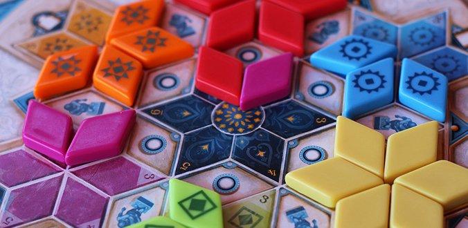 Azul – Der Sommerpavillon – Ersteindruck - Brettspiel-Ersteindrücke