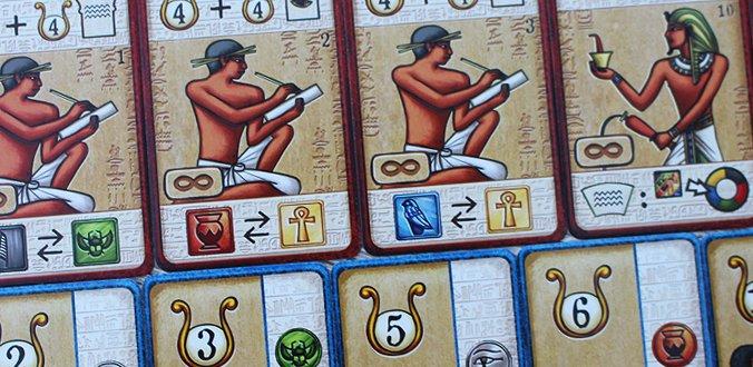Pharaon – Ersteindruck