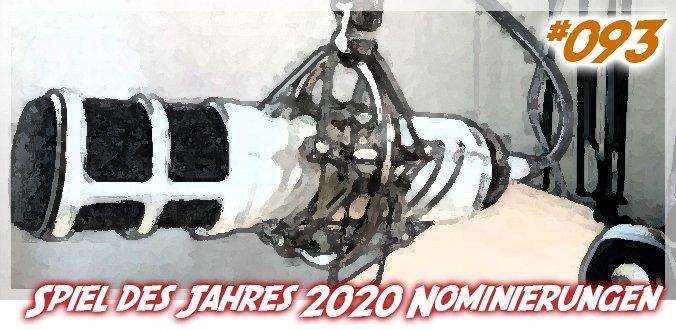 #093 - Spiel des Jahres Nominierung, neue Spiele ... Abenteuer Brettspiele Podcast