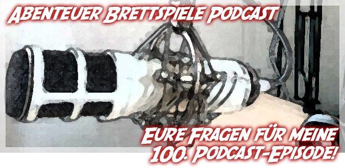 Eure Fragen für meine 100. Podcast-Episode!