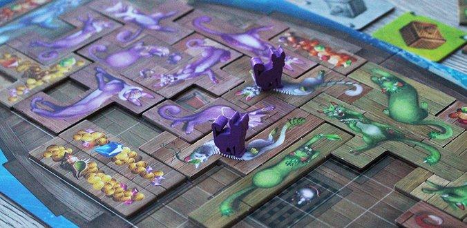 Die Insel der Katzen, Minecraft, Arler Erde und Rallyman GT – Brettspiel-Ersteindrücke