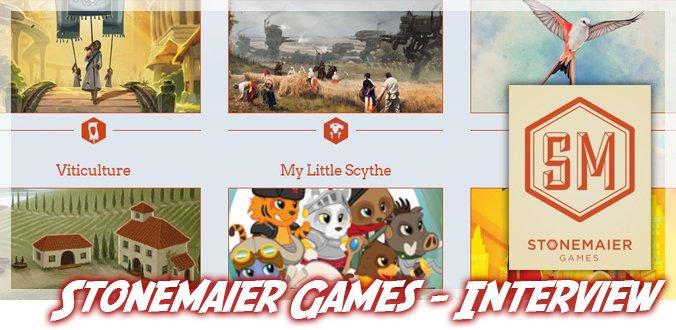Viticulture, Kickstarter, Spieleentwicklung … Interview mit Jamey von Stonemaier Games