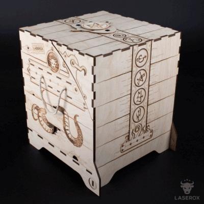 Eldritch Crate - Laserox Inserts