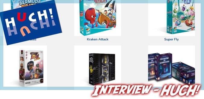 Fake News, Rajas of the Ganges Würfelspiel, Online-Spiele und mehr – Interview mit HUCH!