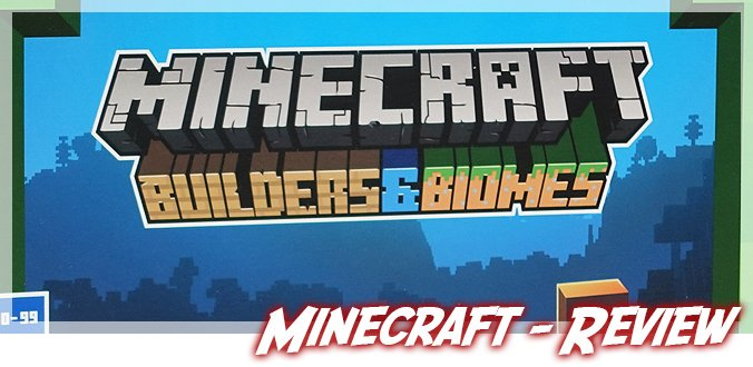Minecraft: Builders & Biomes – Review