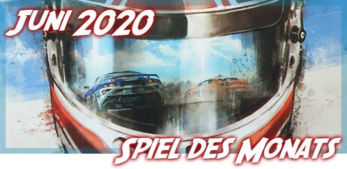 Rallyman GT – Spiel des Monats Juni 2020