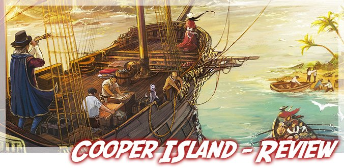 Review - Cooper Island