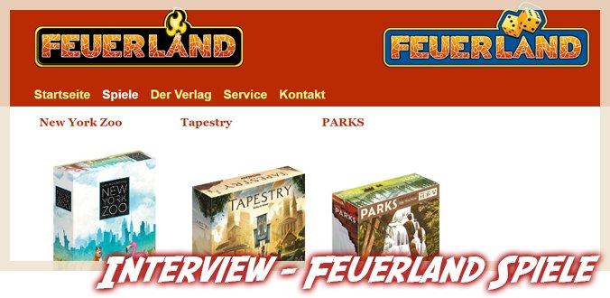Gloomhaven, Kennerspiel des Jahres, Neuheiten ... Feuerland Spiele Interview