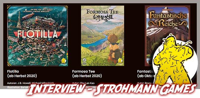 Strohmann Games Interview