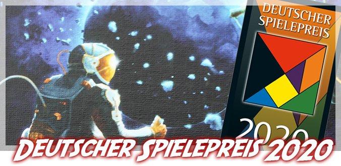 Deutscher Spielepreis 2020 – Der Gewinner steht fest