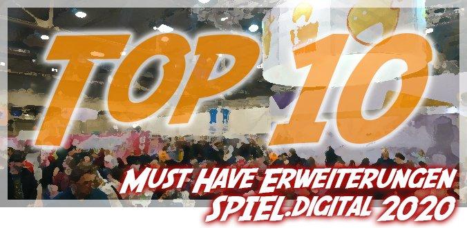 Top 10 spannende neue Brettspiel-Erweiterungen auf der SPIEL.digital 2020