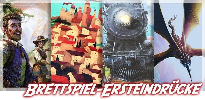 Pacific Rails Inc., Die verlorenen Ruinen von Arnak, Monster Expedition ... - Ersteindrücke