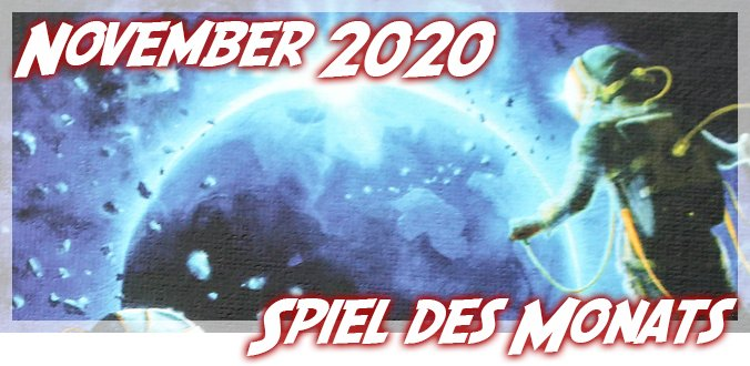 Die Crew: Reist gemeinsam zum 9. Planeten - Spiel des Monats November 2020