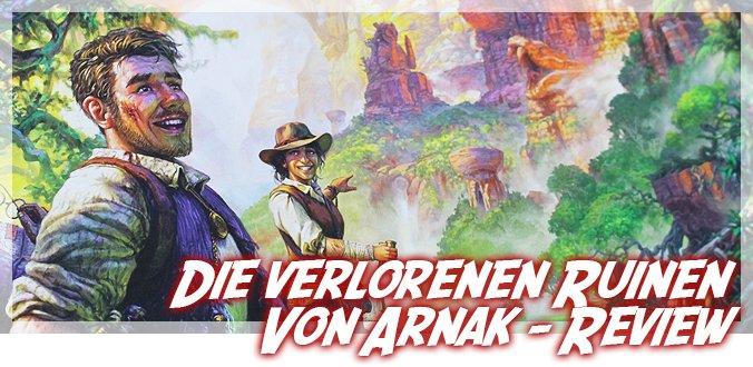 Die verlorenen Ruinen von Arnak - Brettspiel Review