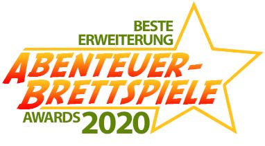 Beste Erweiterung 2020 - Abenteuer Brettspiele Awards